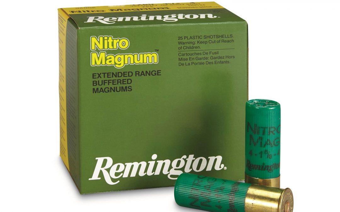 munizioni da caccia